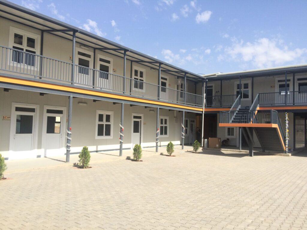 École Al Bishara à Erbil