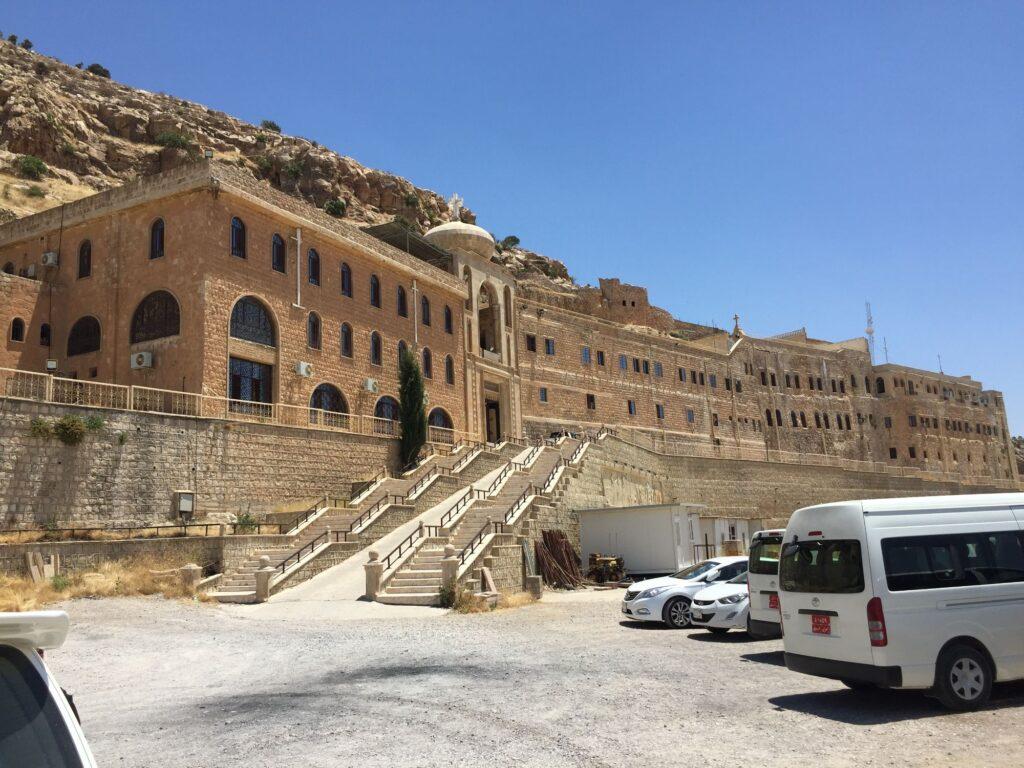 Monastère de Mar Matta