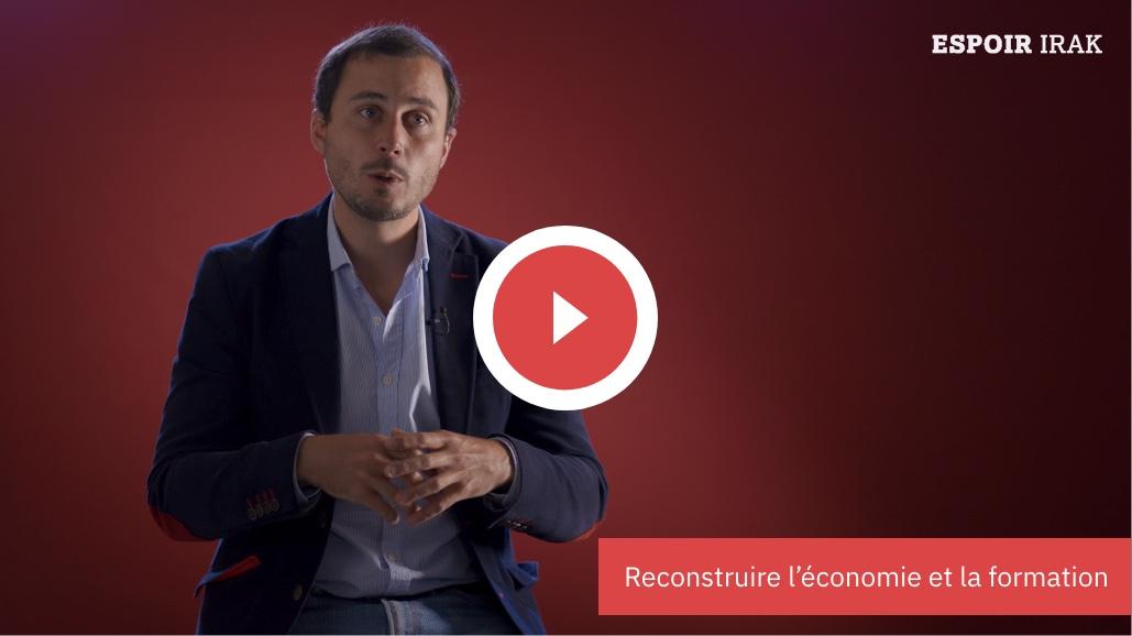 Reconstruire l'économie et la formation
